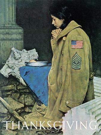 norman-rockwell-refugee-thanksgiving-november-27-1943