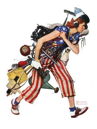 norman-rockwell-rosie-to-the-rescue-september-4-1943