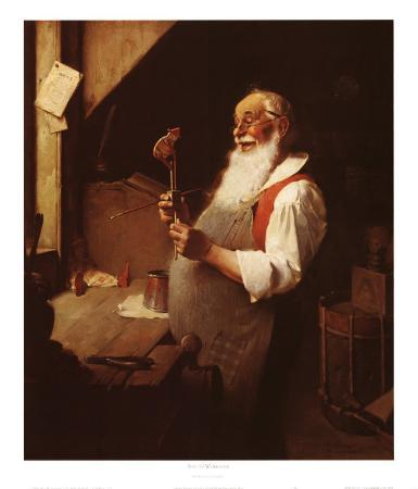 norman-rockwell-santa-s-workshop