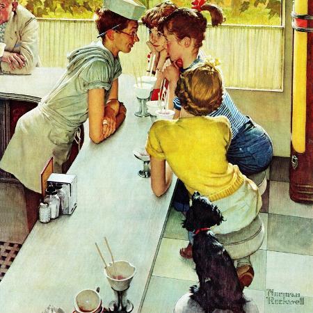 norman-rockwell-soda-jerk-august-22-1953