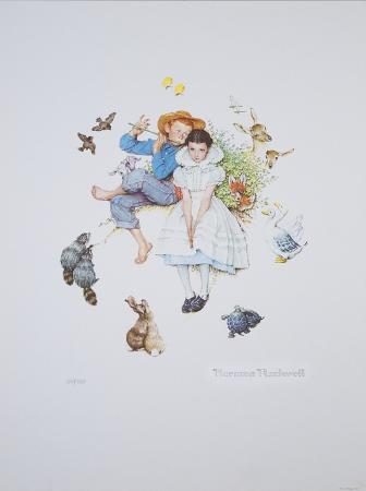 norman-rockwell-sweet-song-so-young