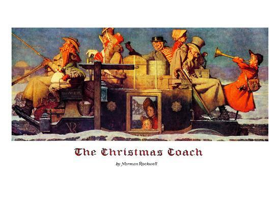 norman-rockwell-the-christmas-coach-december-28-1935