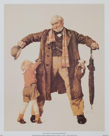 norman-rockwell-the-gift