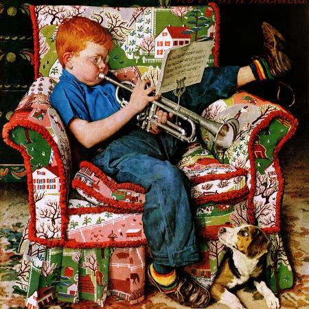 norman-rockwell-trumpeter-november-18-1950
