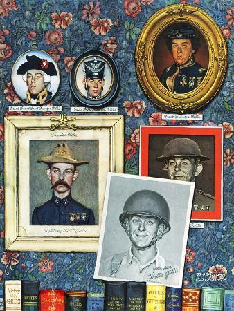 norman-rockwell-willie-gillis-generations-september-16-1944