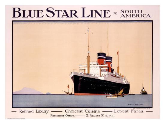 norman-wilkinson-blue-star-line
