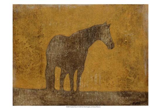 norman-wyatt-jr-oxydized-horse-i