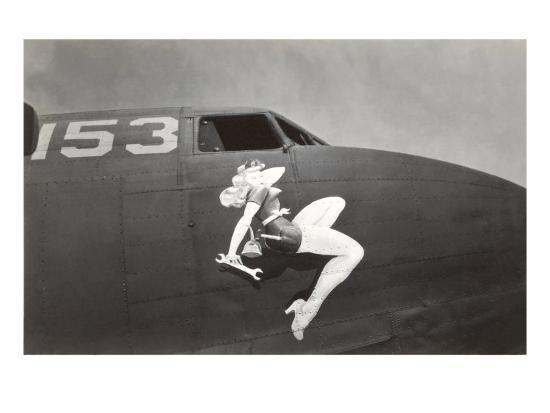 nose-art-pin-up-with-wrench