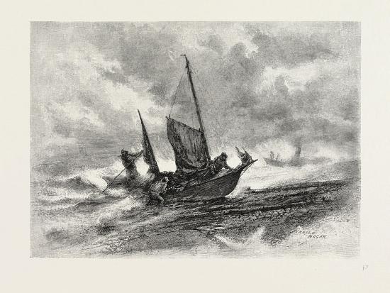 nova-scotia-fishermen-landing-in-a-gale-canada-nineteenth-century