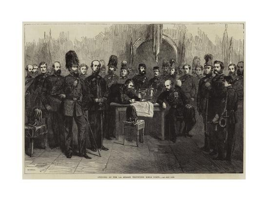 officers-of-the-1st-surrey-volunteer-rifle-corps