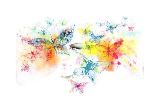 okalinichenko-girl-and-butterflies