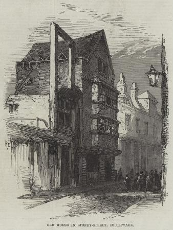 old-house-in-stoney-street-southwark