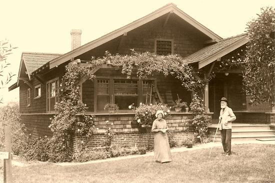 old-people-with-craftsman-house