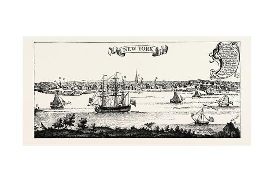 old-view-of-new-york-from-popple-s-american-atlas-1730-usa-1870s