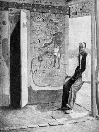 on-the-threshold-of-a-voodoo-temple-haiti-1922