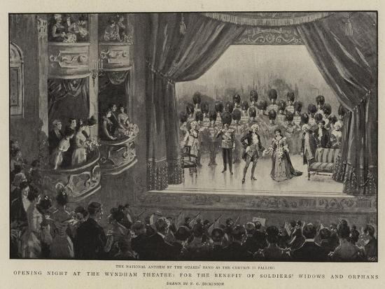 opening-night-at-the-wyndham-theatre-for-the-benefit-of-soldiers-widows-and-orphans