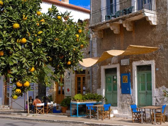 orange-tree-in-a-little-village-in-the-lakonian-mani-peloponnese-greece-europe