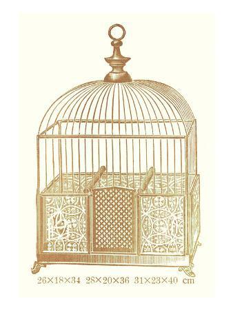 ornate-brown-bird-cage-i