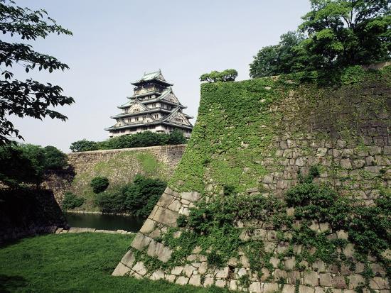 osaka-castle-osaka-japan