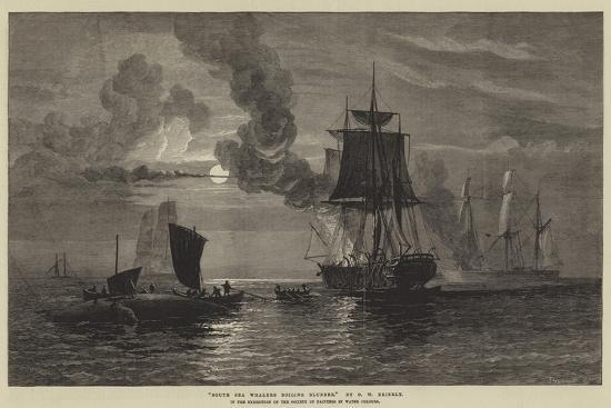 oswald-walters-brierly-south-sea-whalers-boiling-blubber