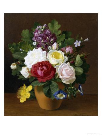 otto-didrik-ottesen-still-life-of-summer-flowers