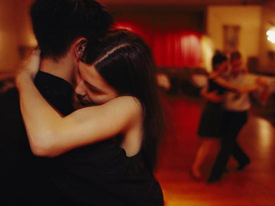 pablo-corral-vega-a-couple-tango-in-a-loving-embrace