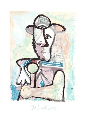 pablo-picasso-buste-de-homme