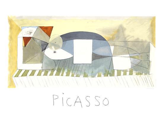 pablo-picasso-femme-allongee