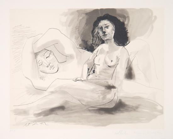 pablo-picasso-homme-couchee-et-femme-assise-28-6