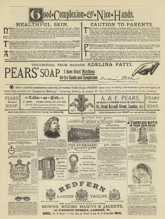 page-of-advertisement