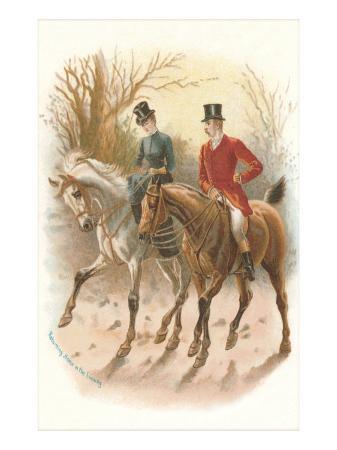 pair-of-english-riders