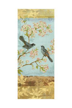 pamela-gladding-catbirds-blooms-panel