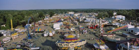 A carnival erie county fair and exposition erie county for Hamburg ny craft show