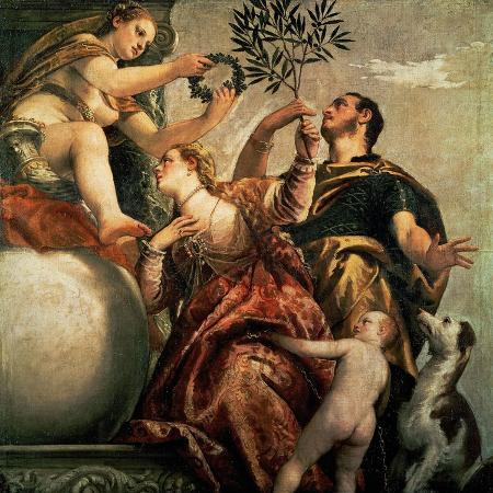 paolo-veronese-four-allegories-of-love-happy-union-ca-1570