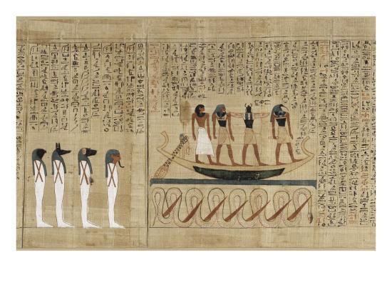 papyrus-mythologique-d-imenemsaouf-superieur-des-porteurs-de-bouclier-quera-d-amon