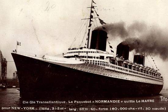 paquebot-normandie-cgt-french-line-dampfschiff