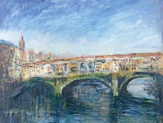 patricia-espir-the-ponte-vecchio-florence-1995