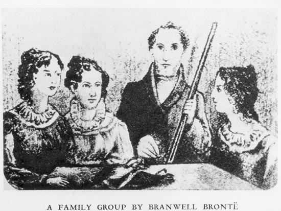 patrick-branwell-bronte-the-bronte-family