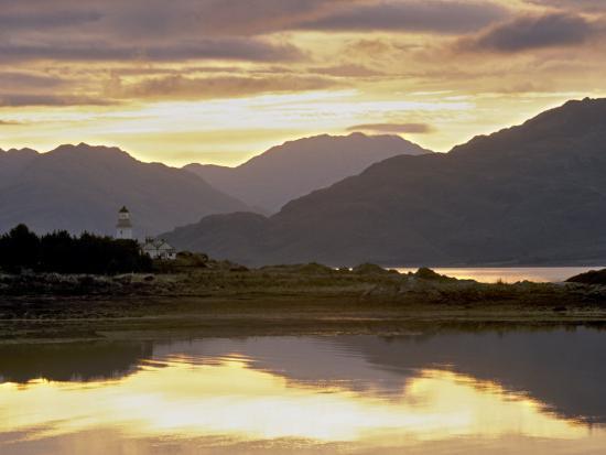 patrick-dieudonne-isleornsay-and-lighthouse-knoydart-mountains-behind-isle-of-skye-inner-hebrides-scotland-uk