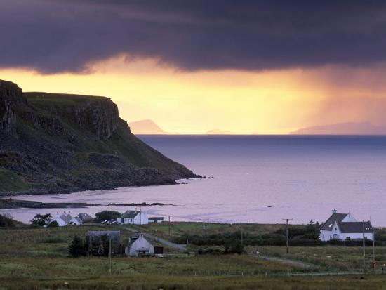 patrick-dieudonne-sunset-and-stormy-weather-near-bornesketaig-trotternish-isle-of-skye-inner-hebrides-scotland