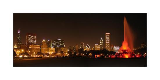 patrick-j-warneka-chicago-white-sox-skyline