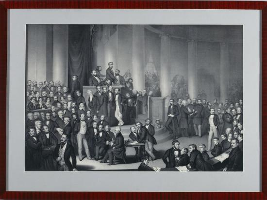 paul-buerde-the-national-assembly-in-paulskirche-frankfurt-am-main-engraved-by-eduard-meyer-and-gerhard