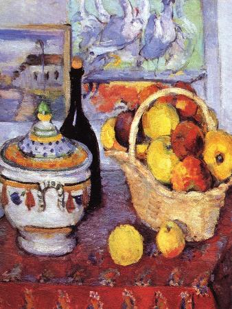 paul-cezanne-apples-bottle-and-tureen