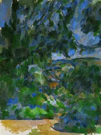 paul-cezanne-blue-landscape-1904-1906