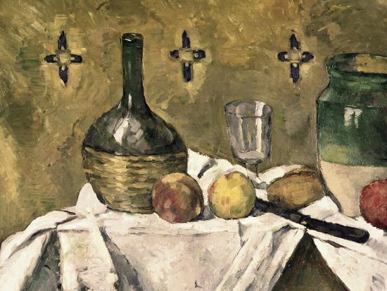 paul-cezanne-glass-and-fruit-flask