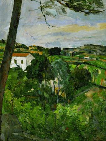 paul-cezanne-landscape-with-red-rooftops-also-called-pine-tree-at-l-estaque-1876