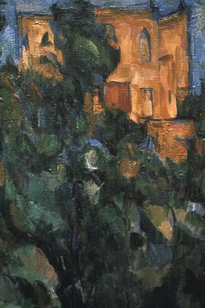 paul-cezanne-le-chateau-noir-detail-1904-1906