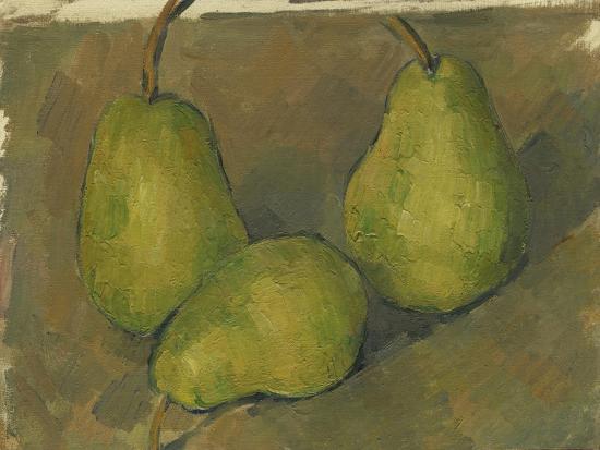 paul-cezanne-three-pears-1878-9