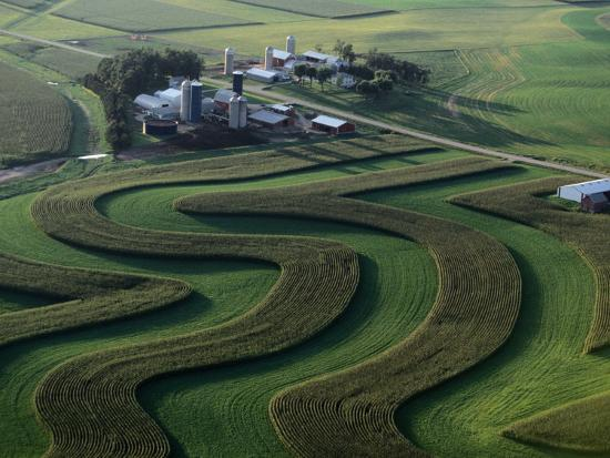 paul-chesley-a-farm-with-curved-and-twisting-fields