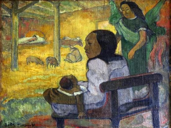 paul-gauguin-be-be-nativit-1896